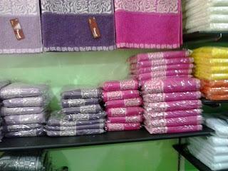 Souvenir Handuk Murah Bintan